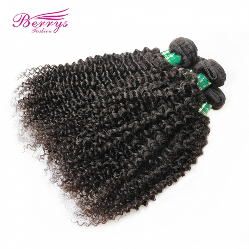 Kinky Curly Hair 5pcs/lot 100% Unprocessed Virgin Brazilian Hair 10-28 Mix Inch
