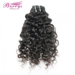 New Arrival Indian Raw Hair 3pcs/lot 100% Unprocessed Human Hair Curly Hair No Bad Smell No Tangle No Shedding